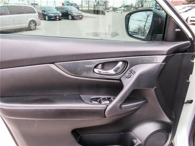 2014 Nissan Rogue SV (Stk: 3230A) in Milton - Image 9 of 27