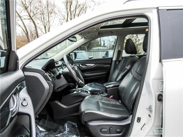 2014 Nissan Rogue SV (Stk: 3230A) in Milton - Image 11 of 27