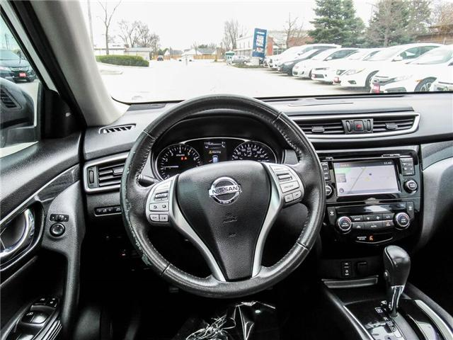 2014 Nissan Rogue SV (Stk: 3230A) in Milton - Image 14 of 27