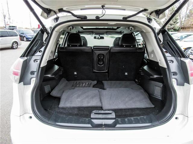 2014 Nissan Rogue SV (Stk: 3230A) in Milton - Image 17 of 27