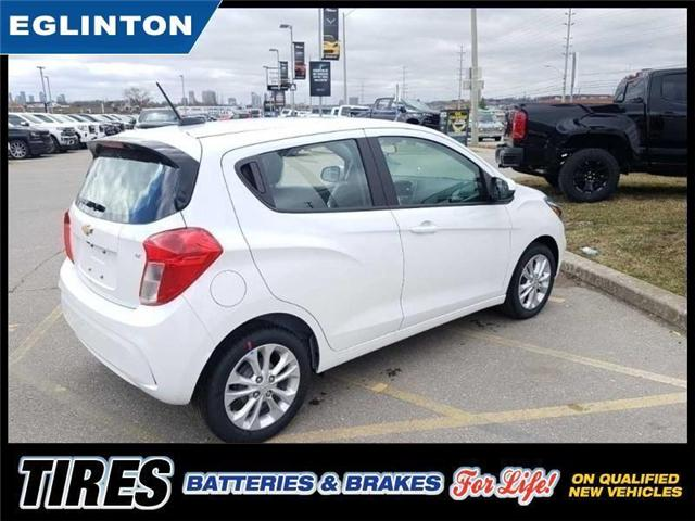 2019 Chevrolet Spark 1LT CVT (Stk: KC790158) in Mississauga - Image 4 of 16