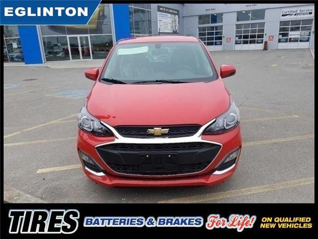 2019 Chevrolet Spark 1LT CVT (Stk: KC790176) in Mississauga - Image 2 of 16