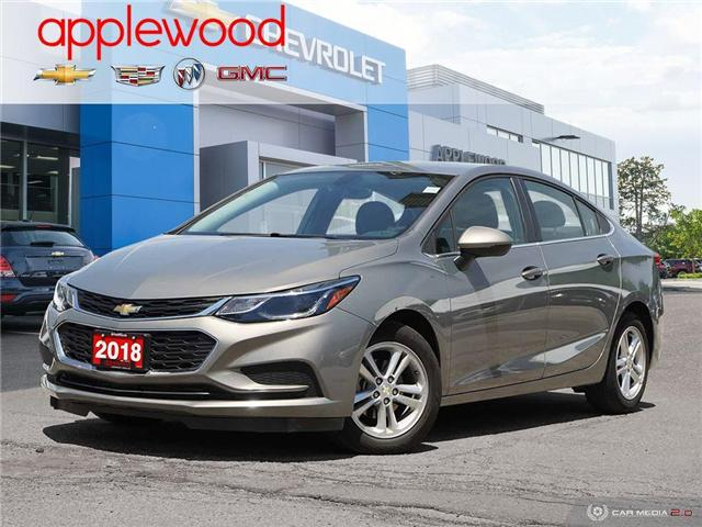 2018 Chevrolet Cruze LT Auto (Stk: 4038A) in Mississauga - Image 1 of 27