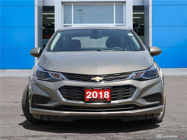 2018 Chevrolet Cruze LT Auto (Stk: 4038A) in Mississauga - Image 2 of 27