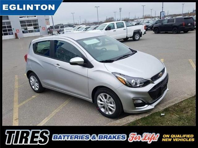 2019 Chevrolet Spark 1LT CVT (Stk: KC790251) in Mississauga - Image 3 of 16