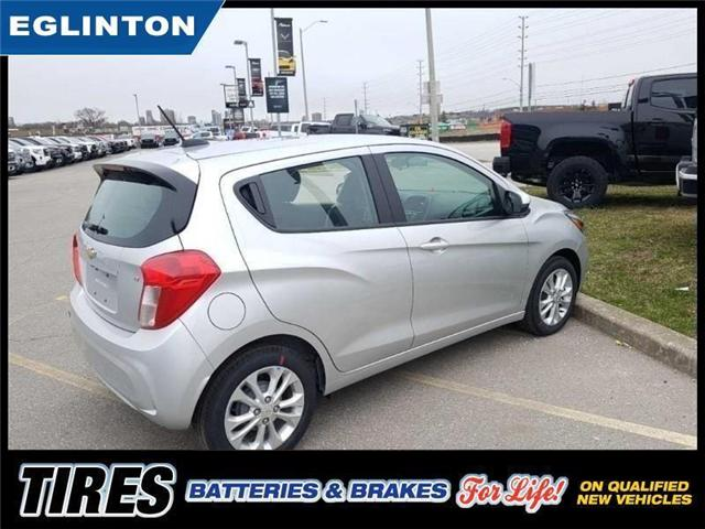 2019 Chevrolet Spark 1LT CVT (Stk: KC790251) in Mississauga - Image 4 of 16