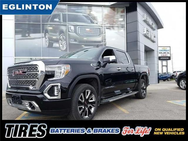 2019 GMC Sierra 1500 Denali (Stk: KZ341158) in Mississauga - Image 1 of 22