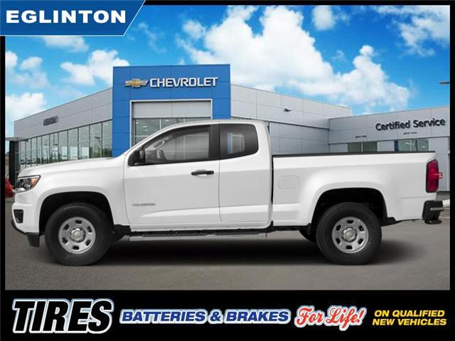 2019 Chevrolet Colorado WT (Stk: K1311500) in Mississauga - Image 1 of 1
