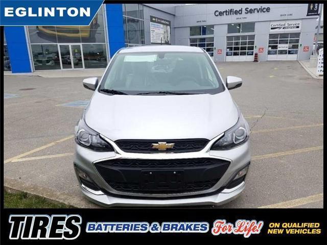 2019 Chevrolet Spark 1LT CVT (Stk: KC760006) in Mississauga - Image 2 of 16