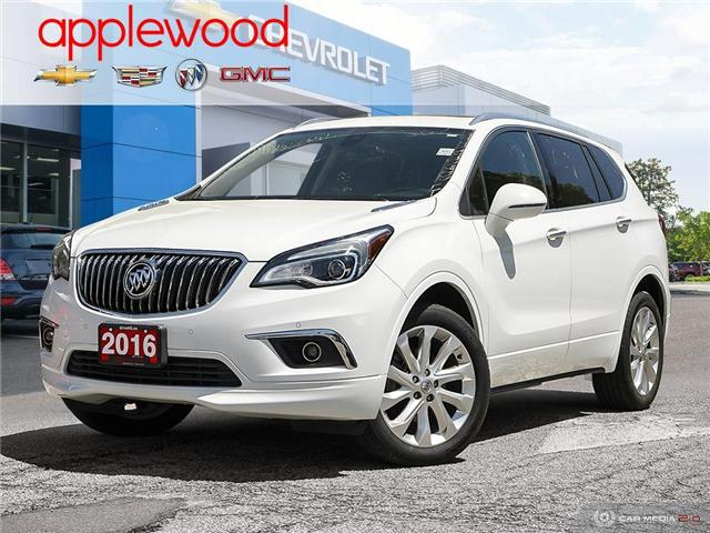 2016 Buick Envision Premium I (Stk: 5834P) in Mississauga - Image 1 of 27