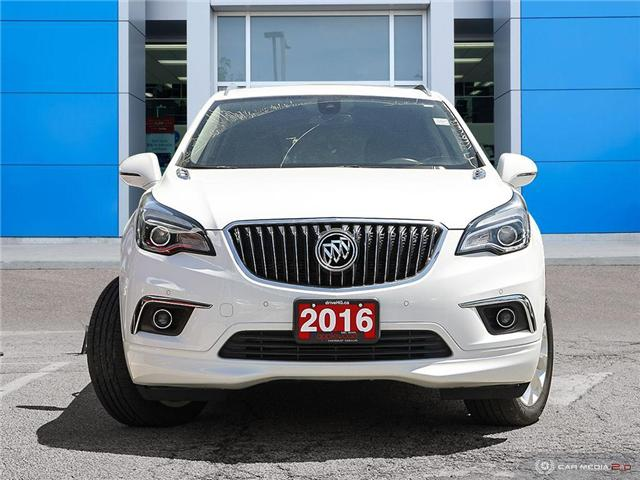 2016 Buick Envision Premium I (Stk: 5834P) in Mississauga - Image 2 of 27