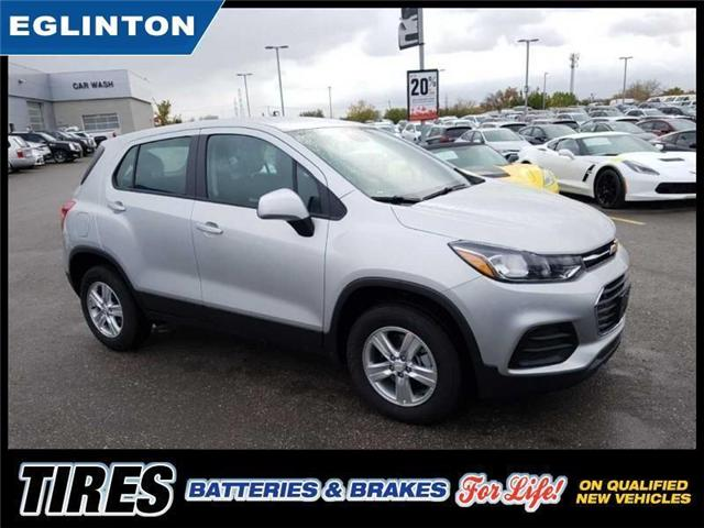 2019 Chevrolet Trax LS (Stk: KL360593) in Mississauga - Image 3 of 15