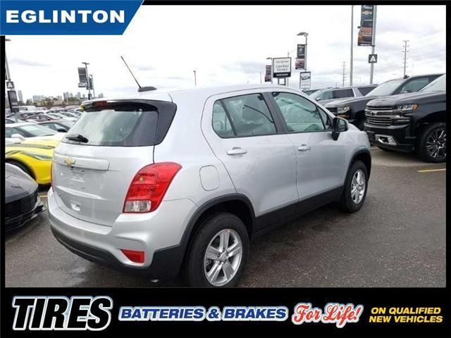 2019 Chevrolet Trax LS (Stk: KL360593) in Mississauga - Image 4 of 15