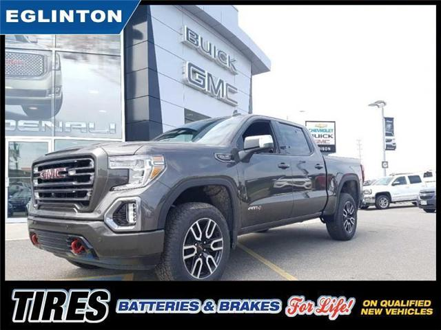 2019 GMC Sierra 1500 AT4 (Stk: KZ315023) in Mississauga - Image 1 of 23
