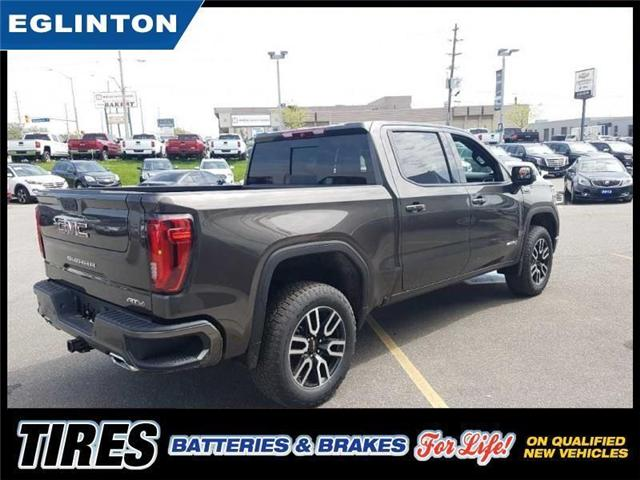2019 GMC Sierra 1500 AT4 (Stk: KZ315023) in Mississauga - Image 4 of 23
