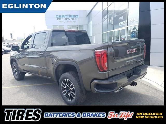 2019 GMC Sierra 1500 AT4 (Stk: KZ315023) in Mississauga - Image 6 of 23