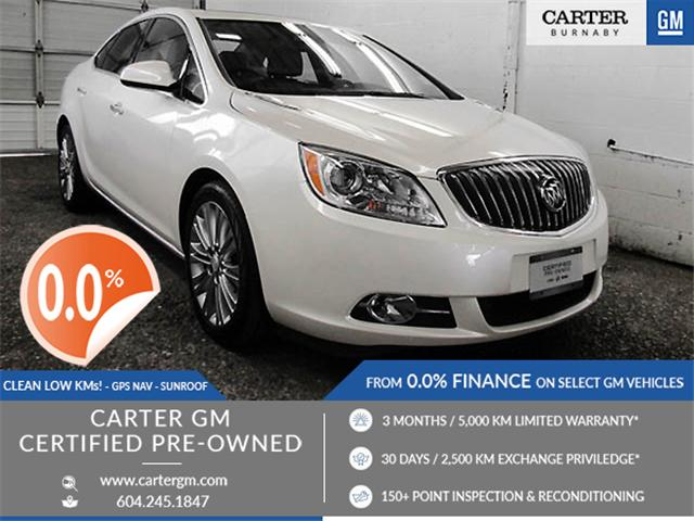 2015 Buick Verano Leather (Stk: E9-72231) in Burnaby - Image 1 of 23