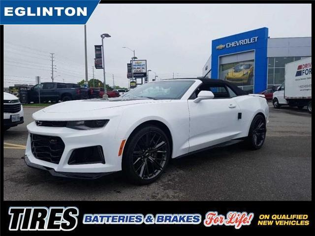 2019 Chevrolet Camaro ZL1 (Stk: K0153319) in Mississauga - Image 1 of 21