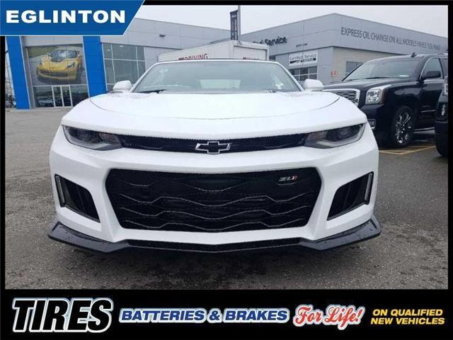 2019 Chevrolet Camaro ZL1 (Stk: K0153319) in Mississauga - Image 2 of 21