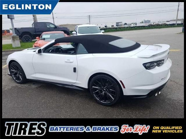2019 Chevrolet Camaro ZL1 (Stk: K0153319) in Mississauga - Image 6 of 21