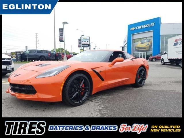 2019 Chevrolet Corvette Stingray (Stk: K5119808) in Mississauga - Image 1 of 18