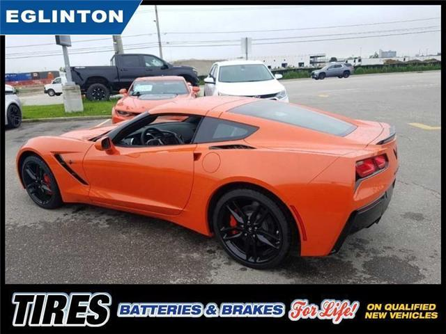 2019 Chevrolet Corvette Stingray (Stk: K5119808) in Mississauga - Image 6 of 18
