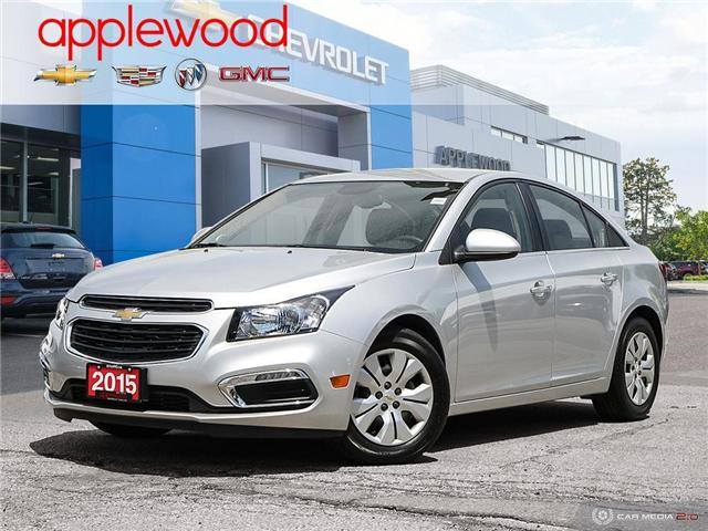 2015 Chevrolet Cruze 1LT (Stk: 6305P1) in Mississauga - Image 1 of 27