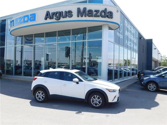 2016 Mazda CX-3 GS (Stk: a2063a) in Gatineau - Image 1 of 19