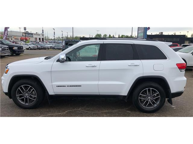 2018 Jeep Grand Cherokee Limited (Stk: P1002) in Edmonton - Image 1 of 16
