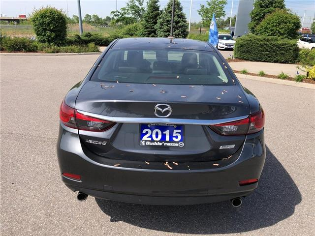 2015 Mazda MAZDA6 GT (Stk: P3453) in Oakville - Image 6 of 22