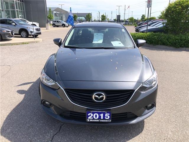 2015 Mazda MAZDA6 GT (Stk: P3453) in Oakville - Image 9 of 22