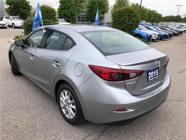 2015 Mazda Mazda3 GS (Stk: 16612A) in Oakville - Image 4 of 20