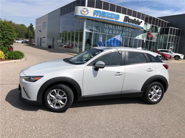 2016 Mazda CX-3 GS (Stk: 16699A) in Oakville - Image 2 of 19