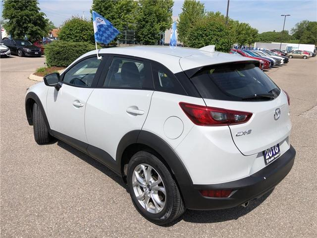 2016 Mazda CX-3 GS (Stk: 16699A) in Oakville - Image 4 of 20