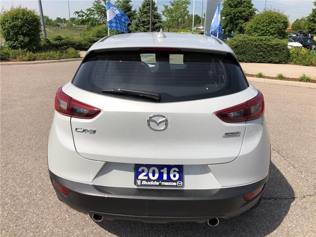 2016 Mazda CX-3 GS (Stk: 16699A) in Oakville - Image 5 of 20