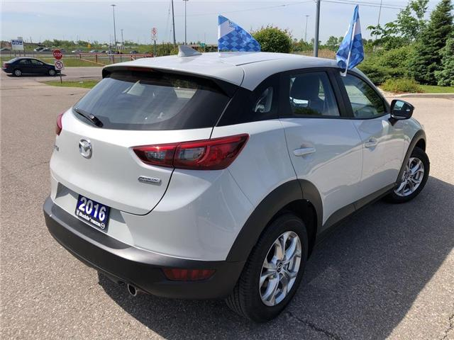 2016 Mazda CX-3 GS (Stk: 16699A) in Oakville - Image 6 of 20