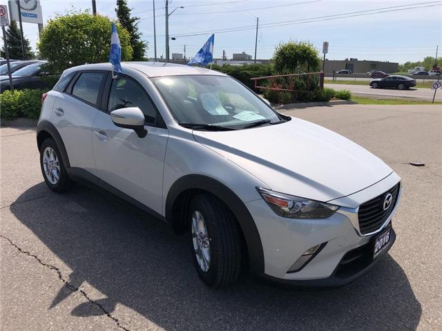 2016 Mazda CX-3 GS (Stk: 16699A) in Oakville - Image 8 of 20