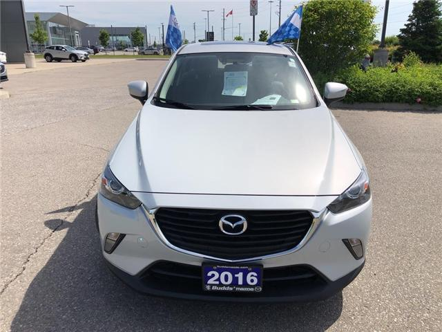 2016 Mazda CX-3 GS (Stk: 16699A) in Oakville - Image 9 of 20
