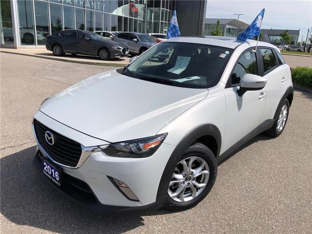 2016 Mazda CX-3 GS (Stk: 16699A) in Oakville - Image 10 of 20