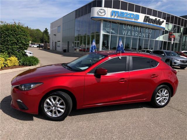 2016 Mazda Mazda3 Sport GS (Stk: P3457) in Oakville - Image 2 of 18
