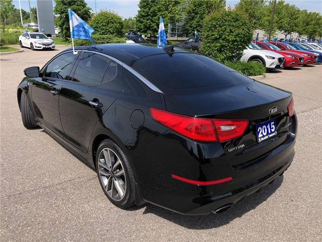 2015 Kia Optima SX Turbo (Stk: P3449) in Oakville - Image 4 of 20