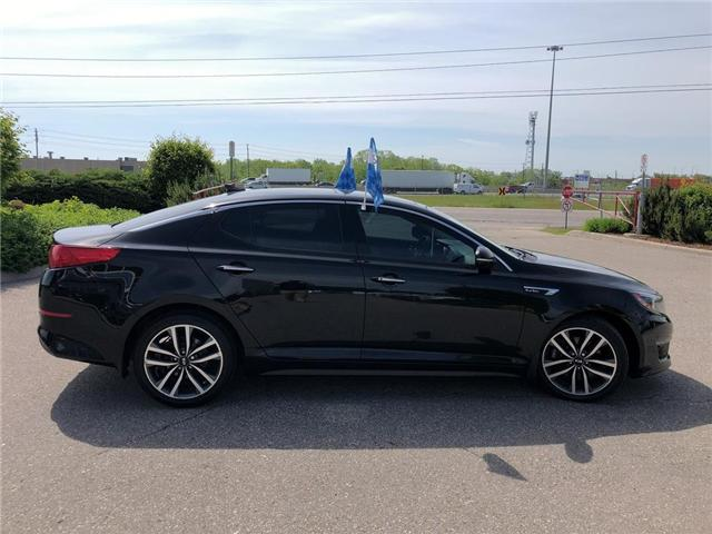 2015 Kia Optima SX Turbo (Stk: P3449) in Oakville - Image 7 of 20