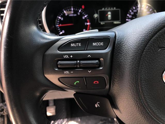 2015 Kia Optima SX Turbo (Stk: P3449) in Oakville - Image 16 of 20