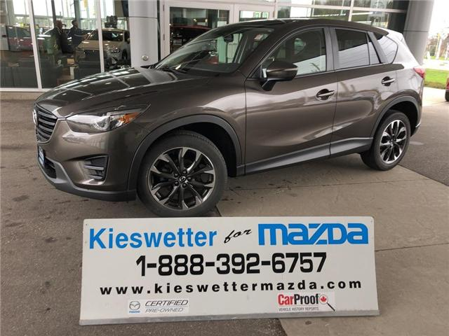 2016 Mazda CX-5 GT (Stk: 35109A) in Kitchener - Image 1 of 29