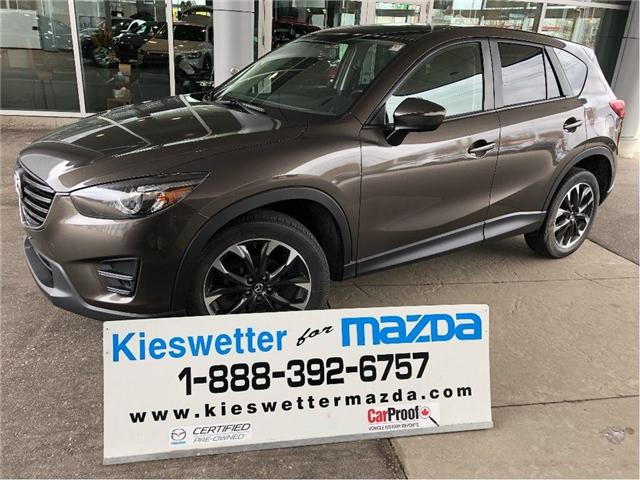 2016 Mazda CX-5 GT (Stk: 35349A) in Kitchener - Image 1 of 30