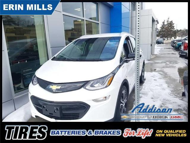 2019 Chevrolet Bolt EV Premier (Stk: K4111033) in Mississauga - Image 1 of 20