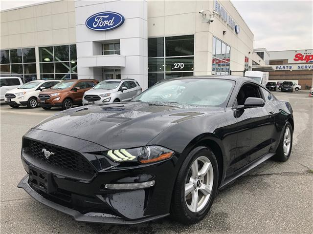 2019 Ford Mustang EcoBoost (Stk: OP19191) in Vancouver - Image 1 of 21