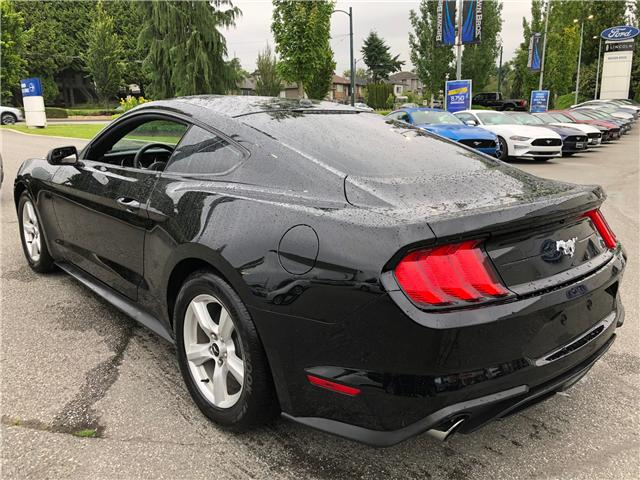 2019 Ford Mustang EcoBoost (Stk: OP19191) in Vancouver - Image 3 of 21