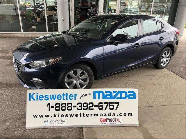 2015 Mazda Mazda3 GX (Stk: U3794) in Kitchener - Image 3 of 26
