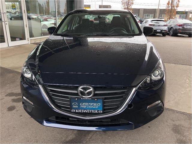 2015 Mazda Mazda3 GX (Stk: U3794) in Kitchener - Image 10 of 26